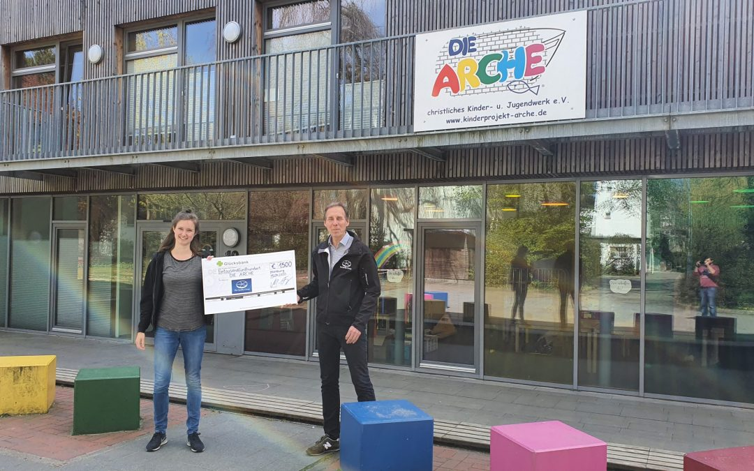 The Quality Group Lottery Solutions GmbH (TQG-LS)  donates € 10.000,– for social institutions
