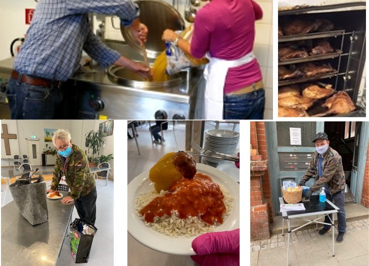 The Quality Group Lottery Solutions GmbH (TQG-LS) donates 1500 meals for the homeless